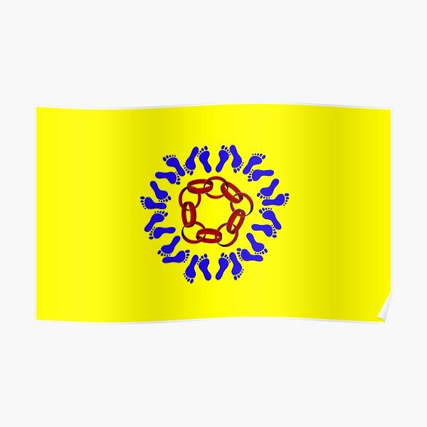 Swinger International Community Flag Poster