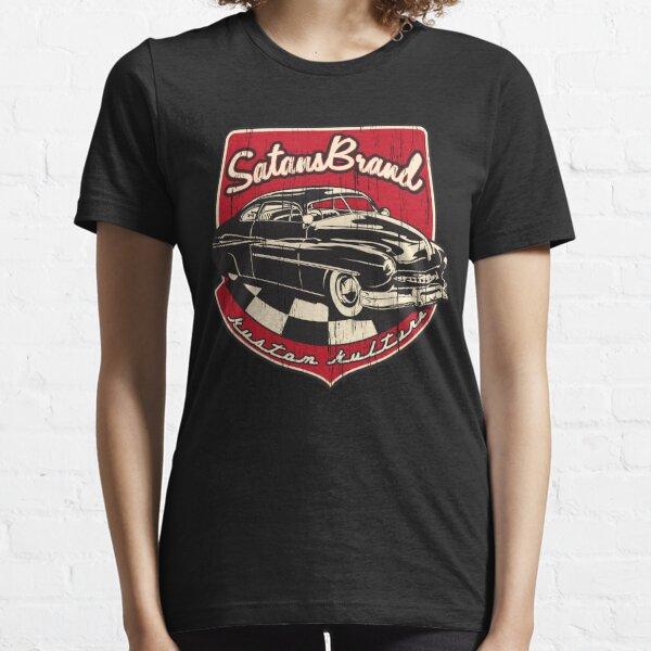 SatansBrand Kustom Kulture Essential T-Shirt