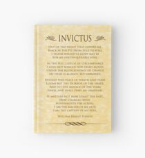 Invictus - Parchment Design Hardcover Journal