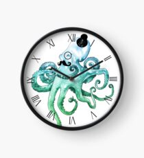 Dapper Octopus Uhr