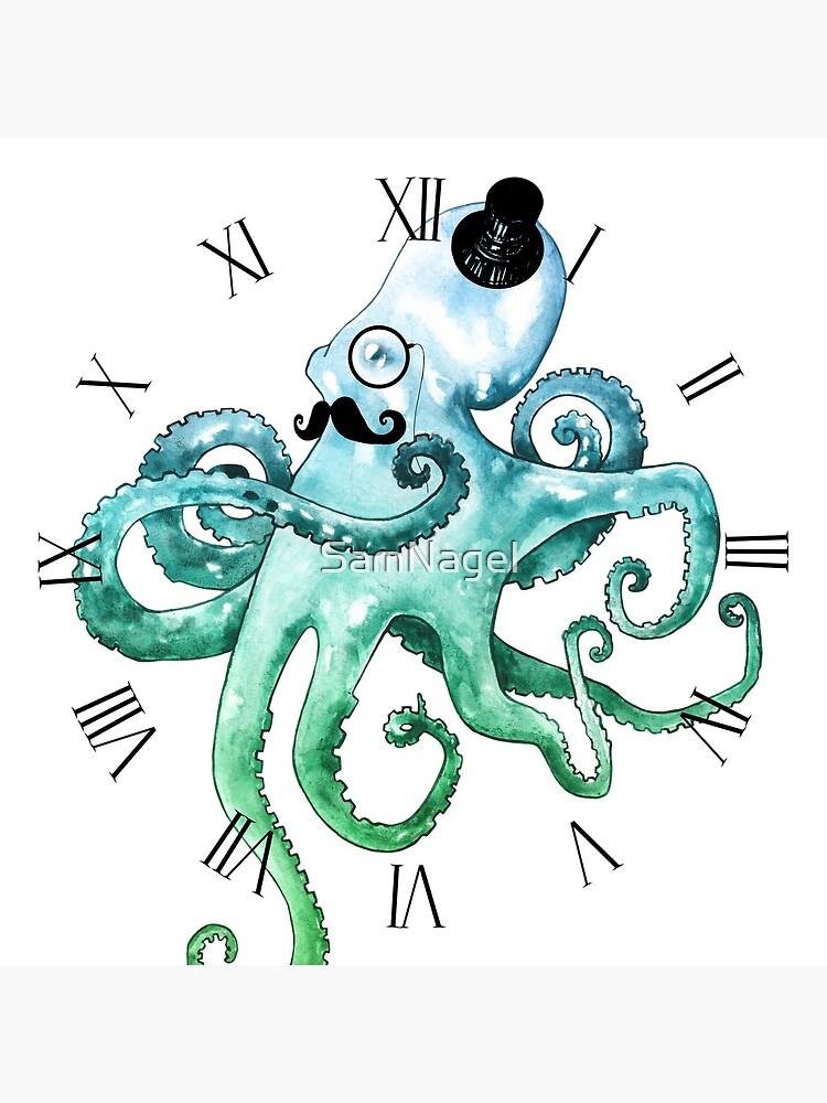 Dapper Octopus by SamNagel