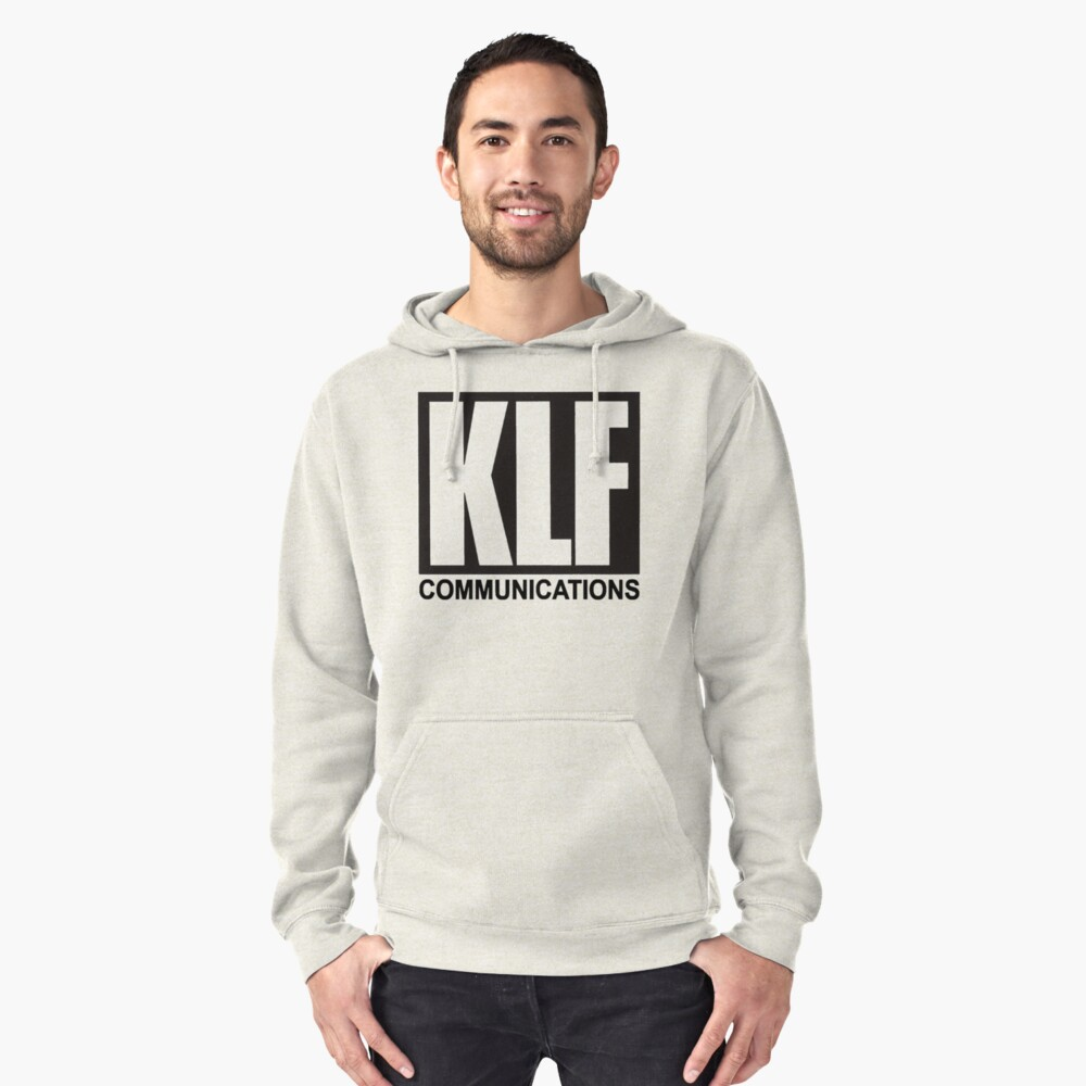 KLF Communications Hoodie for Men - S to 2XL
