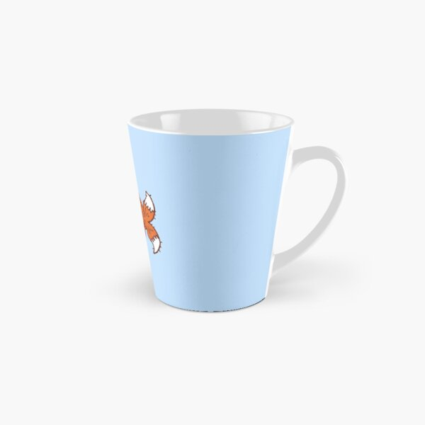 Gold Fish Fox Tall Mug