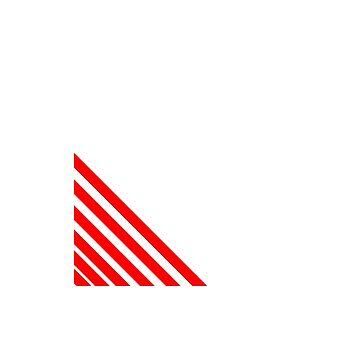 Red Stripes by UberAutomaton