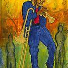 Man of Many Talents by © Angela L Walker