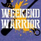 Weekend Warrior by lotuscrusade