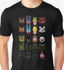 5 More Nights At Freddy's Unisex T-Shirt