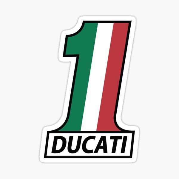 DUCATI PREMIER Sticker