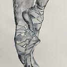 Ballet Shoes by eatdrinkarts