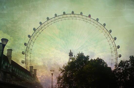 London Eye by JBJart