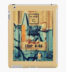 Boxcar Graffiti iPad Case/Skin