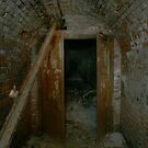 A Basement at Winterslag  Genk Belgium by casp3r