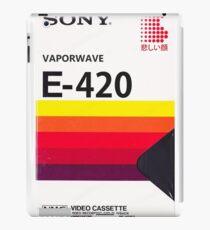 Vinilo o funda para iPad Vaporwave VHS