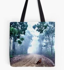 """""""Expectant"""" Tote Bag"""