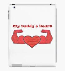 My Daddy's Heart iPad Case/Skin