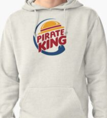 Pirate King Pullover Hoodie