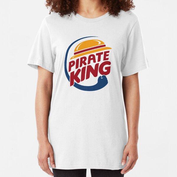 Pirate King Slim Fit T-Shirt