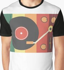 Old gift for Vinyl Record Lovers Graphic T-Shirt