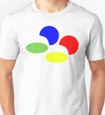 Super NES Logo (Flat) T-Shirt