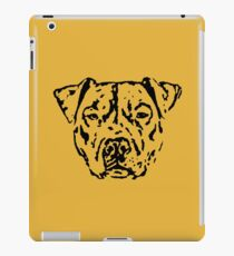 THIS IS MY SIRIUS FACE iPad Case/Skin