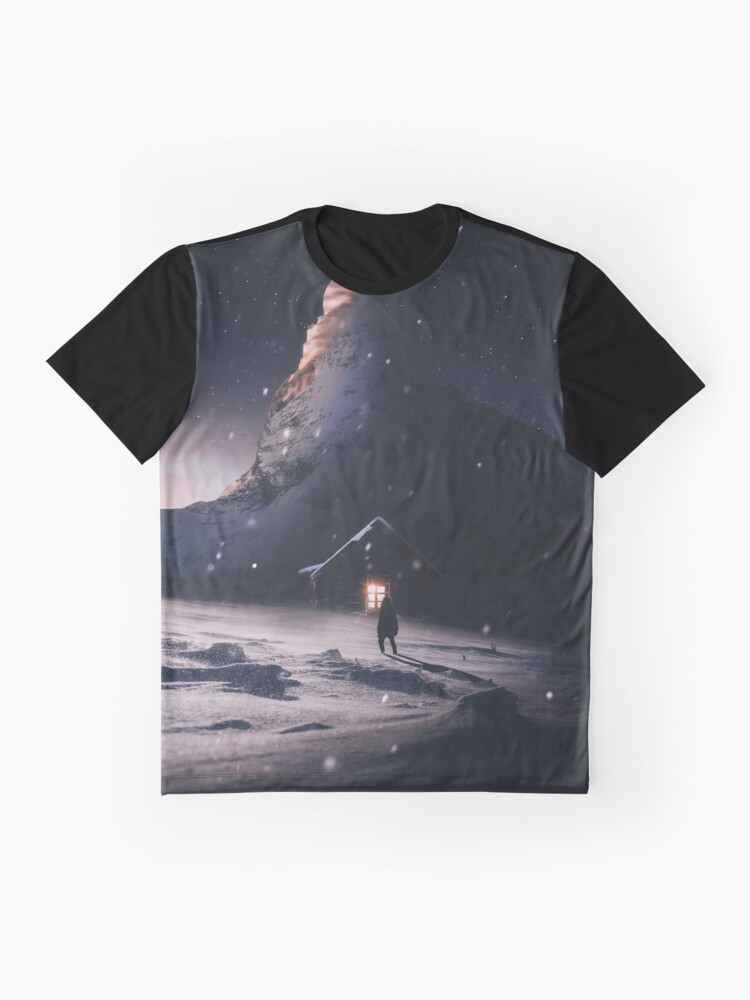 Alternate view of Haven Graphic T-Shirt