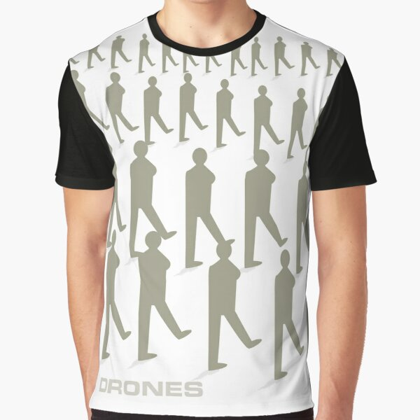 MUSE -  Drones Graphic T-Shirt