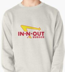 In-N-Out Aufkleber Pullover