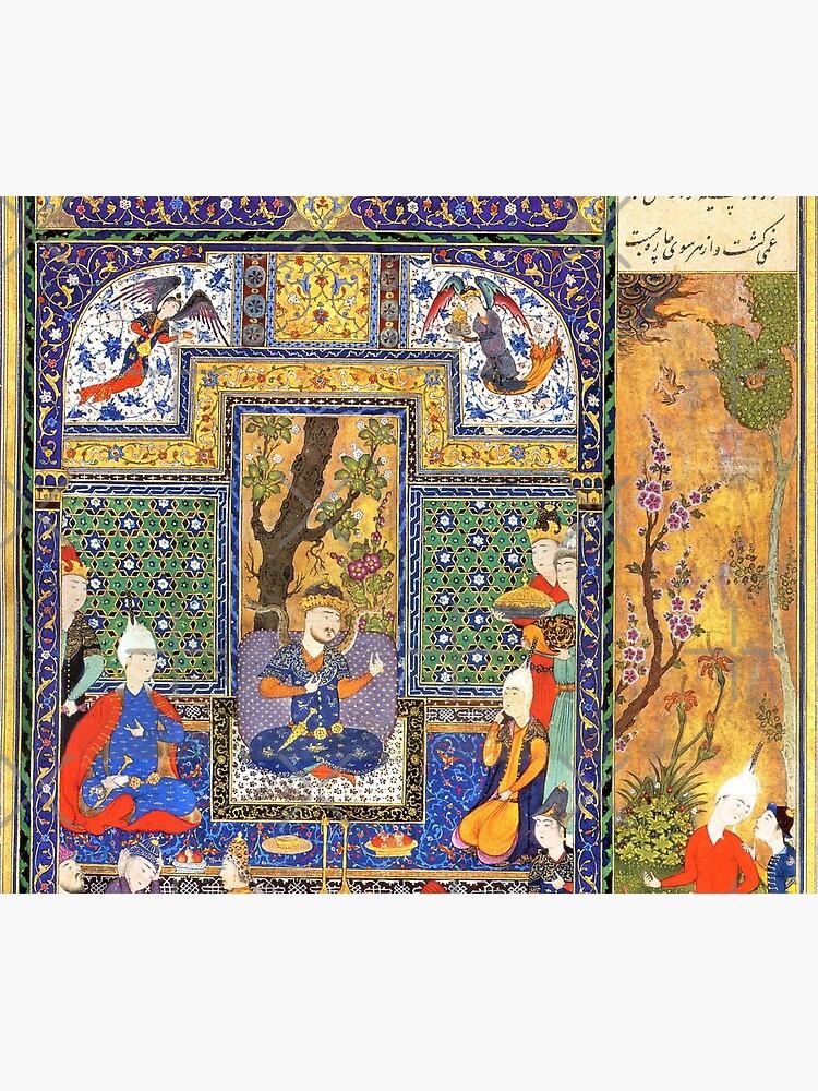 Shahnameh 1st  Design  by EraserStudio