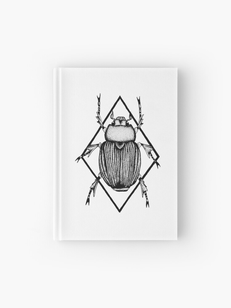 Egyptian Scarab | Hardcover Journal