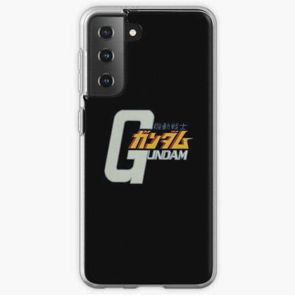 Mobile Suit Gundam - Logo Samsung Galaxy Soft Case