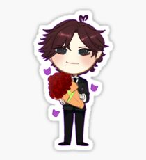 "Mystic Messenger: ""My Hearts Off To You"" - Jumin Sticker"