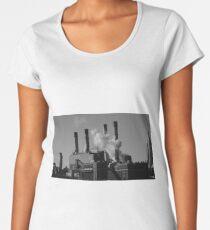 NYC in Mono Women's Premium T-Shirt