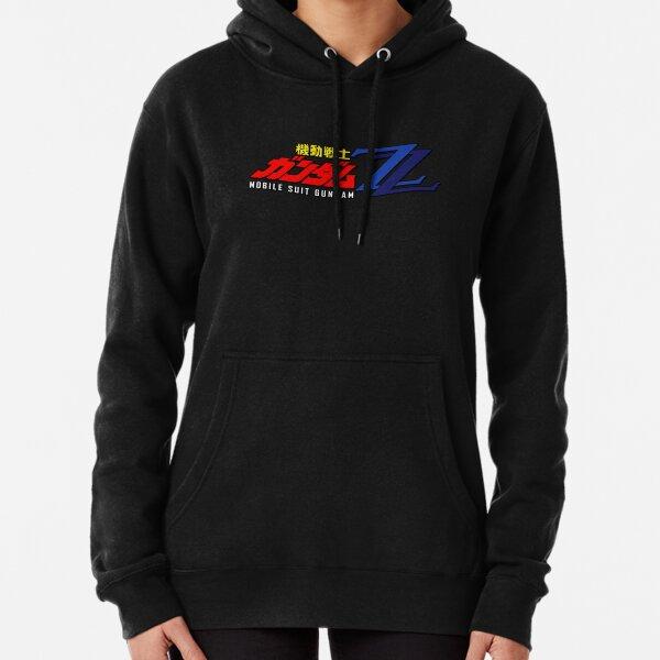 Mobile Sui Gundam ZZ Pullover Hoodie