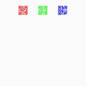 QRCODE - RGB V1 by magdesign
