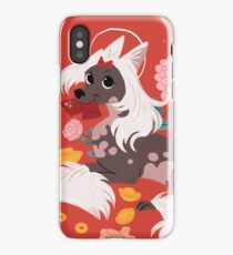 Familiar - Chinese Crested iPhone Case