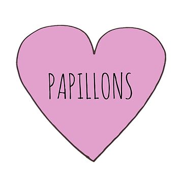 Papillon Love by Bundjum