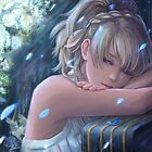 Final Fantasy XV - Lunafreya by Dice9633