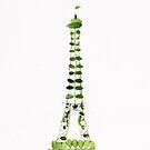 Eiffel Tower by Jocelyne West