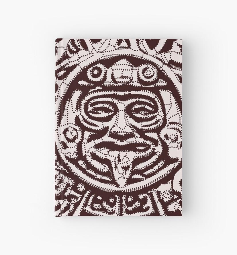 Mayan Calendar 7 by Escarpatte