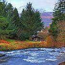 River Dochart View by Tom Gomez