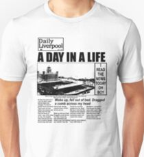 A DAY IN A LIFE - 0300 Unisex T-Shirt
