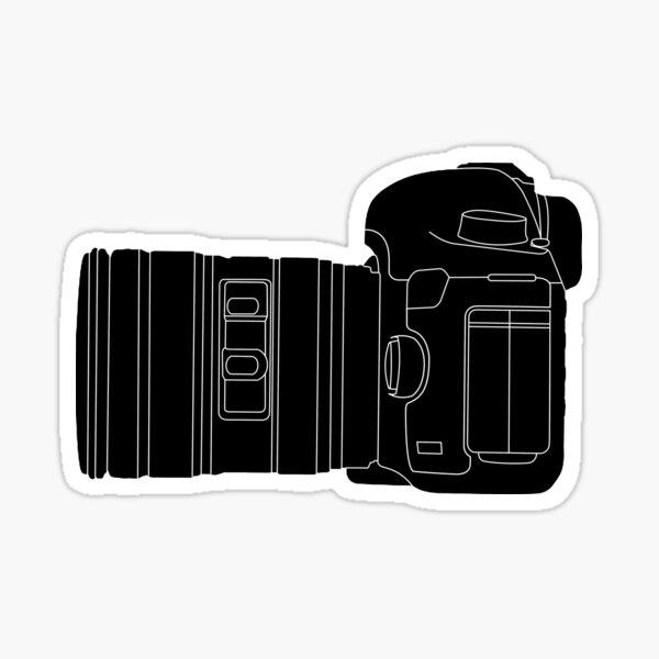 Canon 5D Mark III Sticker