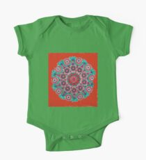 Doily Joy Mandala- Hot Summer Kids Clothes