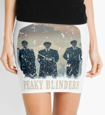 Peaky Blinders Mini Skirt