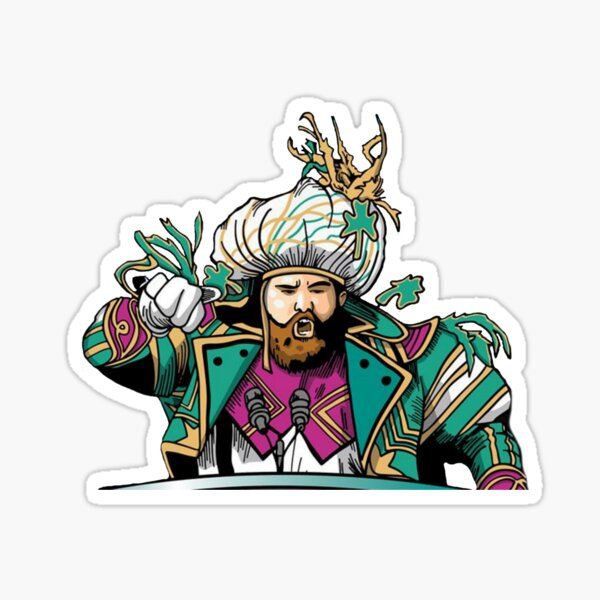 Eagles Jason Kelce Sticker