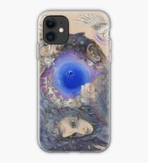 The Metaphysical Head iPhone Case