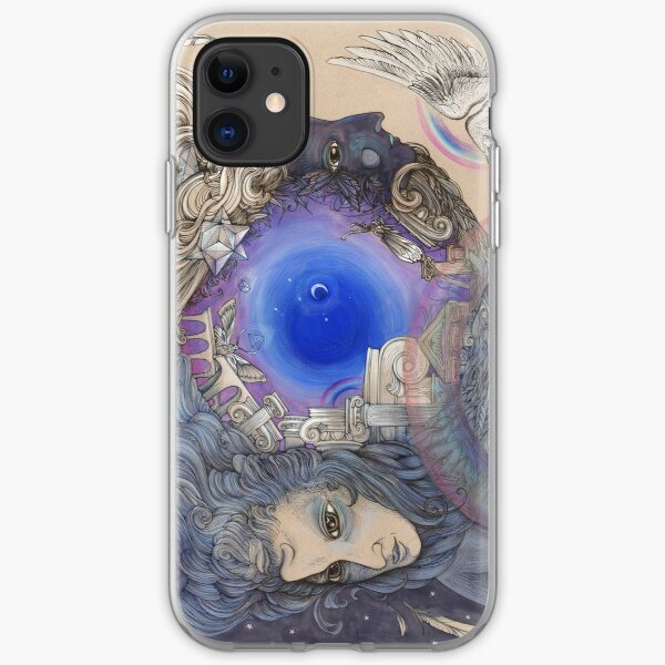 The Metaphysical Head iPhone Soft Case