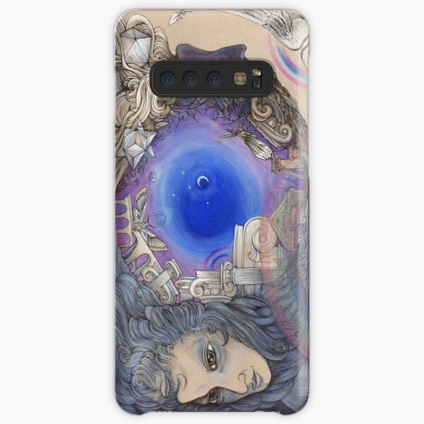 The Metaphysical Head Samsung Galaxy Snap Case