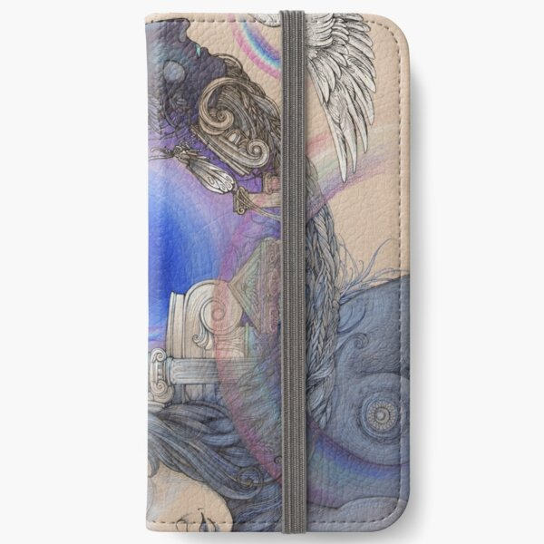 The Metaphysical Head iPhone Wallet