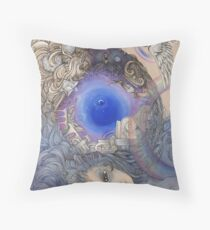 The Metaphysical Head Floor Pillow